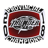 Quesnel Thunder Ring - Design 4