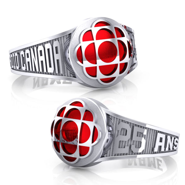 Radio Canada Ball Band - Design 8.2