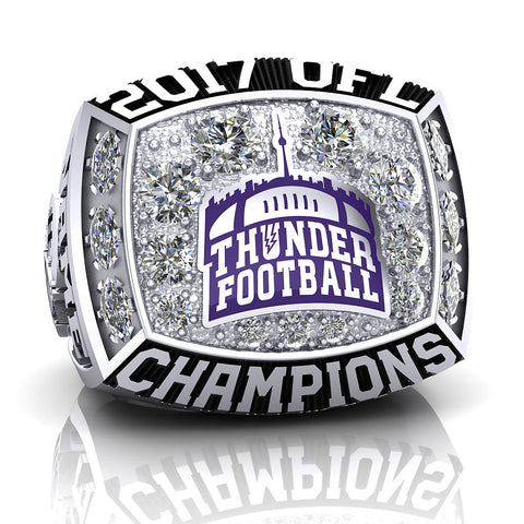 Scarborough Thunder Players Ring