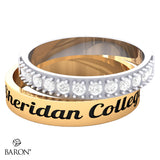 Sheridan College Stackable Class Ring Set - 3150