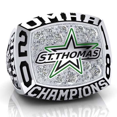 St. Thomas -Minor Bantam A Ring - Design 1