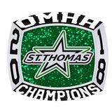 St. Thomas -Minor Bantam A Ring - Design 3