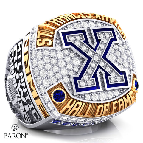 St. Francis Xavier Hall of Fame Ring - Design 1.3