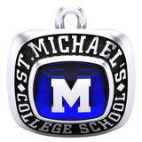 St. Michael's College School - Ring Top Pendant (Pinned)