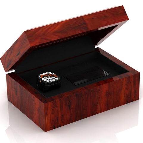 Ste. Anne Aces Ring Box