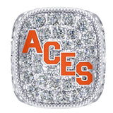 Ste. Anne Aces Ring - Design 3.1