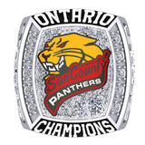 Sun County Panthers Ring - Design 2