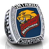 Sun County Panthers Ring - Design 2.2
