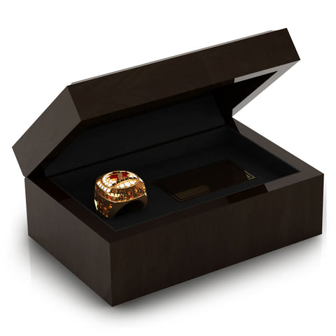 Team Canada Lacrosse Ring Box