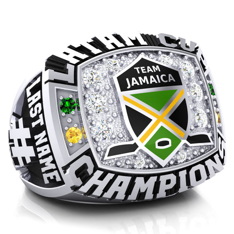 Team Jamaica Ring - Design 1.4