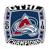 Toronto Avalanche Peewee A Ring