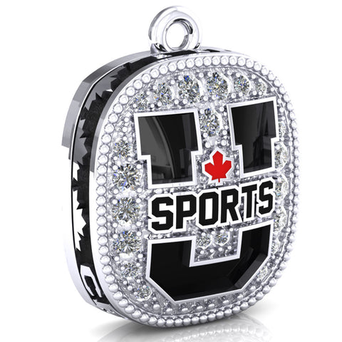 U Sports All - Canadian Pendant