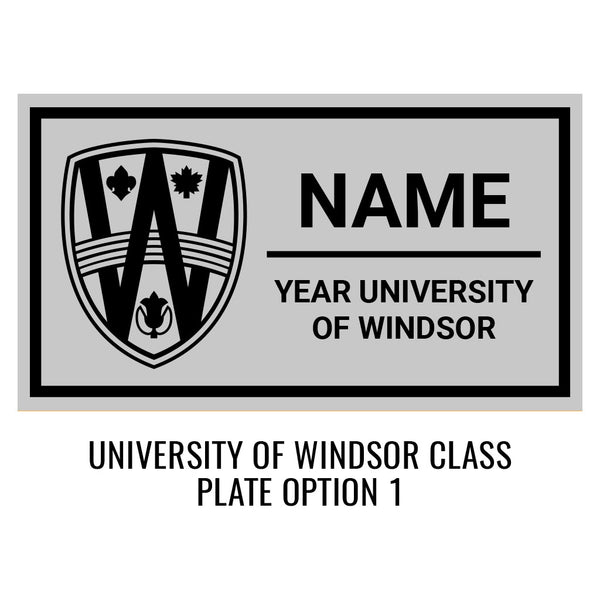 University of Windsor Class Ring Box