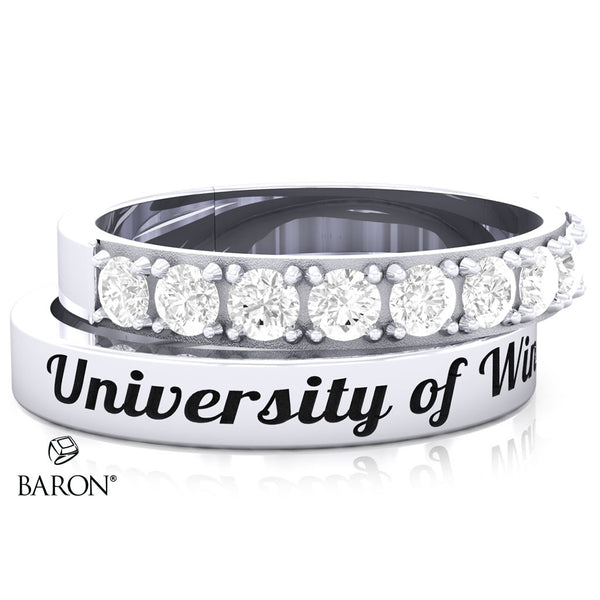 University of Windsor Stackable Class Ring Set - 3151