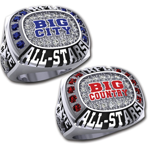 Alberta Football League - All-Star Ring