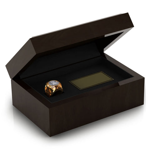 U SPORTS Vanier Cup Committee Championship Ring Box
