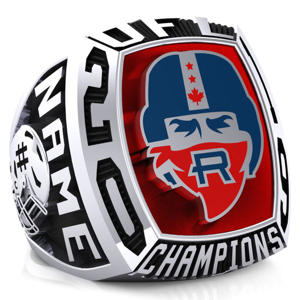 Vaughan Rebels OFL Atom Championship Ring - Design 1.4