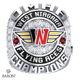 West Niagara Championship Ring - Design 2.1