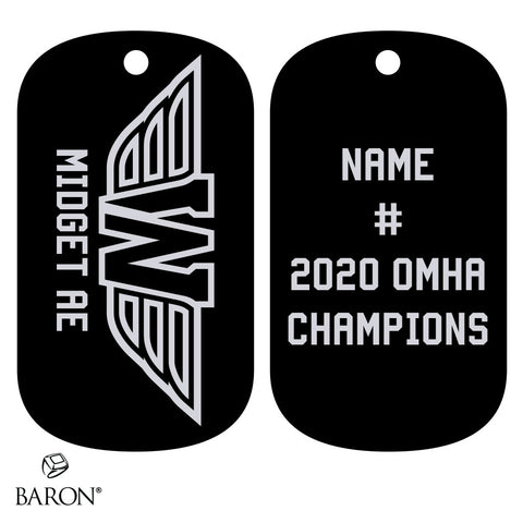 West Niagara Dog Tags