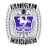 Western Mustangs Championship Replica Ring