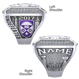 Western Mustangs Championship Ring