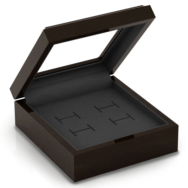 Western Mustangs Championship 4-hole Ring Box