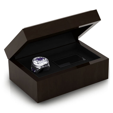 Western Mustangs Championship Ring Box