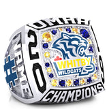 Whitby Wildcats Minor Midget AAA Ring - Design 1.7 (XL)