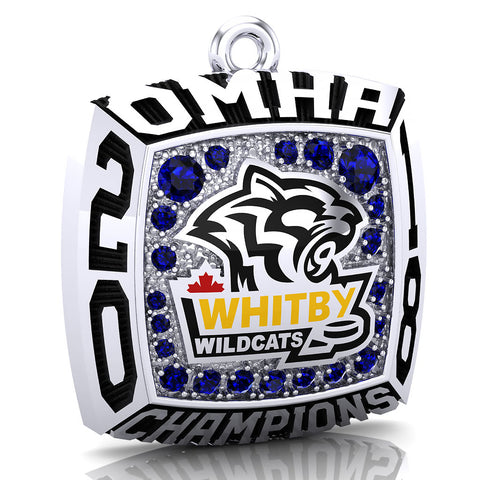 Whitby Wildcats Bantam AAA Pendant