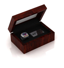 Windsor Spitfires 2017 Memorial Cup Ring Box