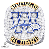 Winnipeg Blue Bomber Alumni Ring - Design 7.29 (2XL)