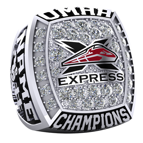 York Simcoe Express Minor Midget Ring - Design 1.2