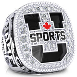 U Sports All - Canadian Ring - Design 1.2