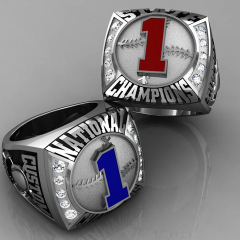 awards custom rings championship corporate ring mission collection