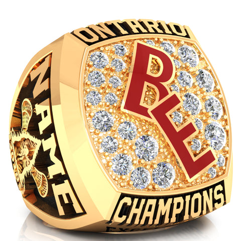 Brampton Excelsiors Ring - Design 3.3