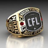 CFL Officials Ring