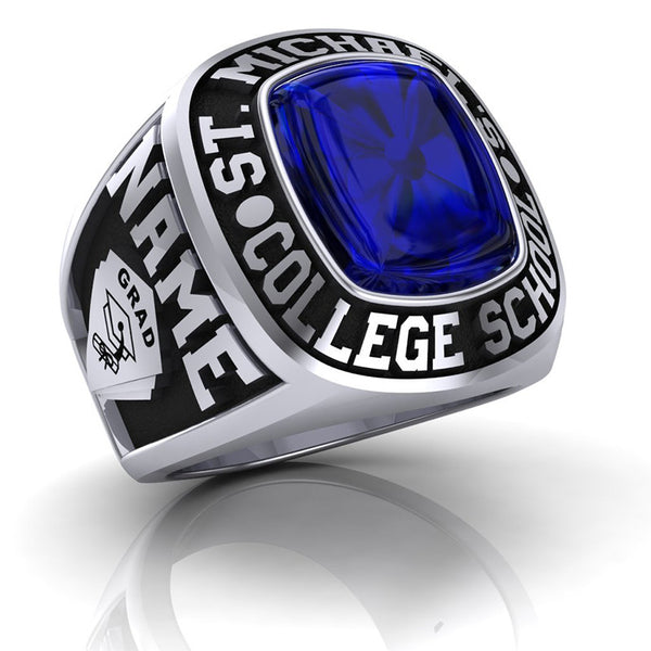 St. Michaels' College School - Modern Style Ring