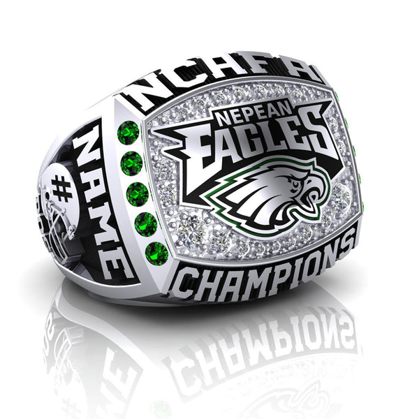Nepean Eagles Ring - BALANCE