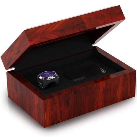 London Jr. Mustangs - OFL Ring Box