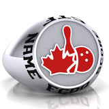 CTF Bowling Signet Ring