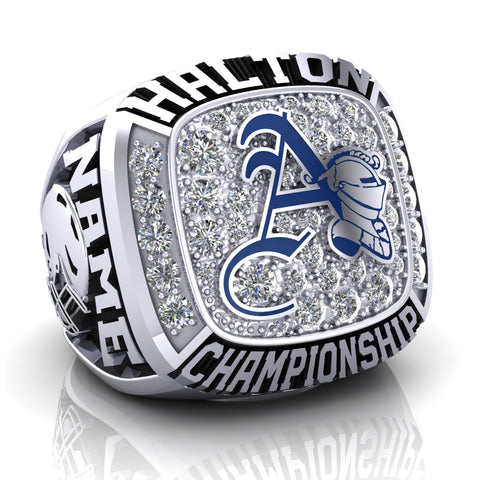Assumption Catholic Secondary School Ring