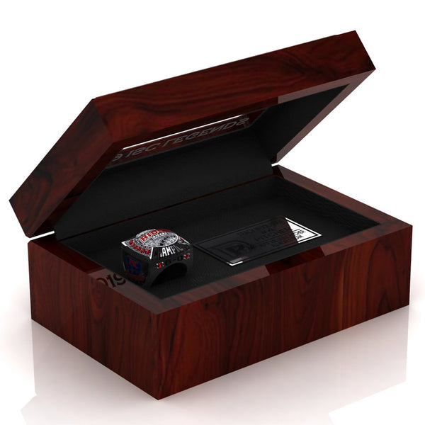 Dieppe Ridge Men's Fastball Ring Box