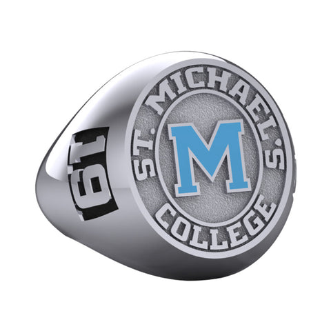 St. Michael's College School - Classic Signet Ring