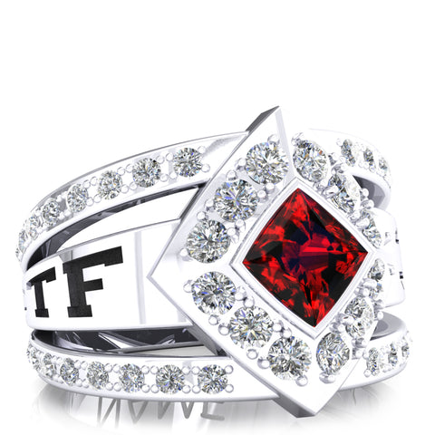 CTF Bowling Virtue Ring