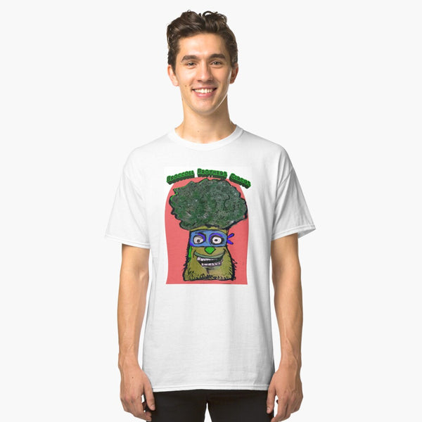 new Broccoli Brothers merch !