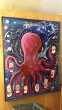 Load image into Gallery viewer, Wilmington hoptopus  original  3.5x4""