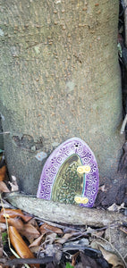 fairy doors by Laurel Herbert