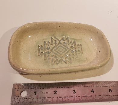 soap dish by laurel herbert