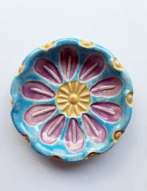 Flower Trinket Dish