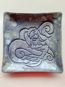 Mermaid plate